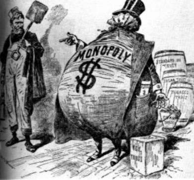 Oligopolies Trusts And Monopolies In The 19th Century