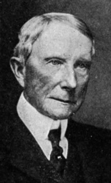 John D Rockefeller Ring